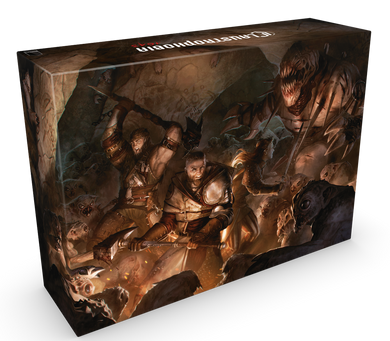 Claustrophobia 1643 Kickstarter Exclusive Collector's Edition