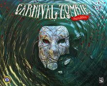 Carnival Zombie: 2nd Edition Deluxe Pledge
