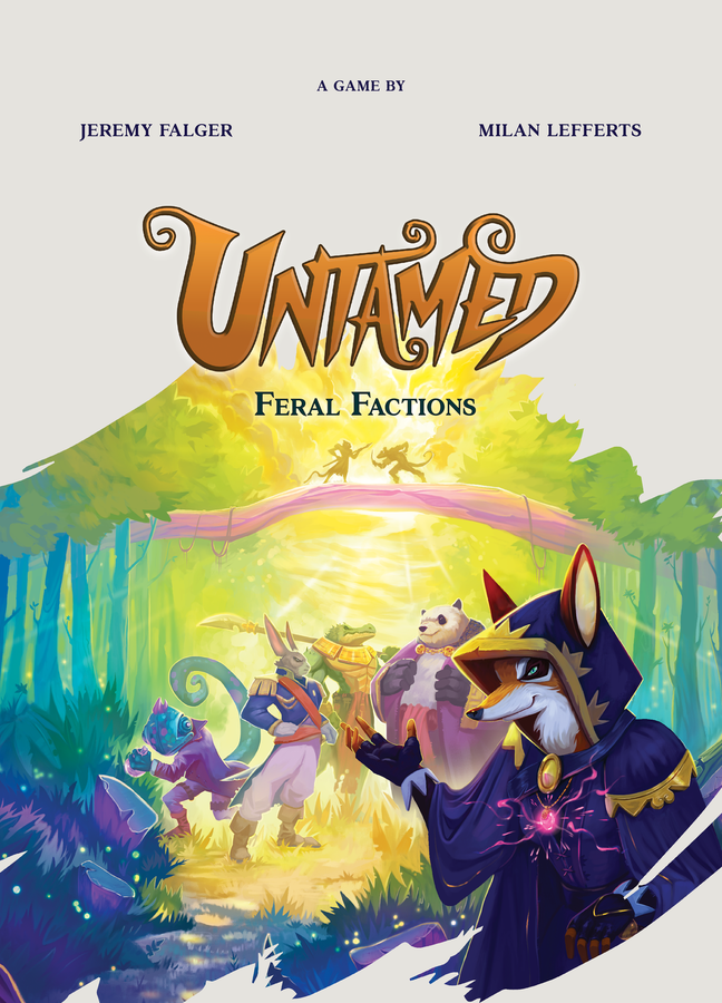 Untamed: Feral Factions Collector's Edition