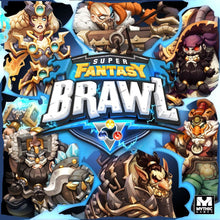 Super Fantasy Brawl Master Wizard Pledge