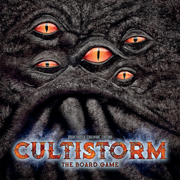 Cultistorm: Collector's Edition
