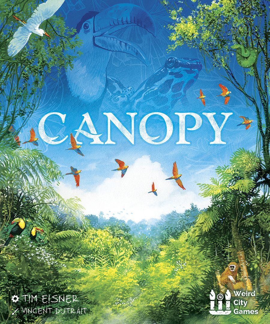 Canopy Deluxe Edition, Puzzle, & Plant 10 Trees Pledge