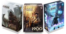 Chronicles of Crime - The Millennium Series Collector's Pledge