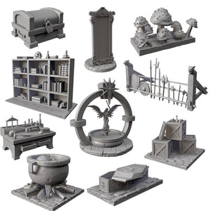 Blacklist Miniatures: Fantasy Season I & Extras