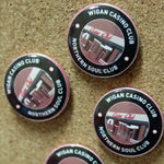 Wigan Casino badge