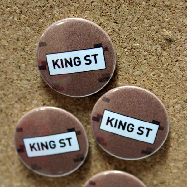 King Street Badge