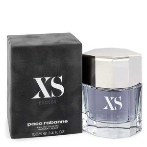 XS by Paco Rabanne Eau De Toilette Spray 3.4 oz (Men)