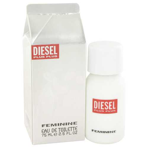 DIESEL PLUS PLUS by Diesel Eau De Toilette Spray 2.5 oz (Women)
