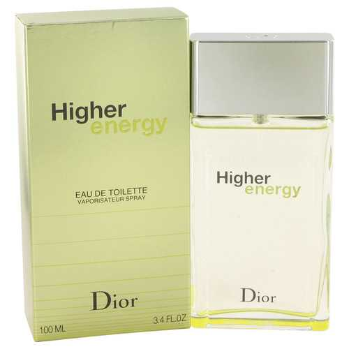 Higher Energy by Christian Dior Eau De Toilette Spray 3.3 oz (Men)
