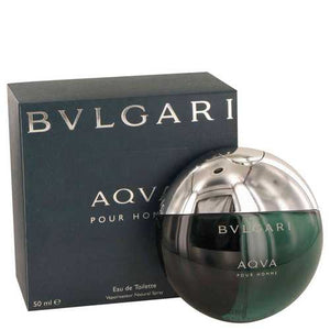 AQUA POUR HOMME by Bvlgari Eau De Toilette Spray 1.7 oz (Men)