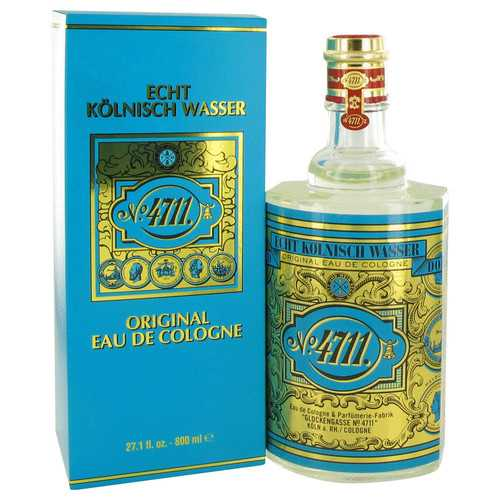 4711 by Muelhens Eau De Cologne (Unisex) 27 oz (Men)