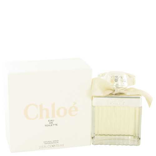 Chloe (New) by Chloe Eau De Toilette Spray 2.5 oz (Women)