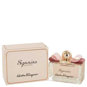 Signorina by Salvatore Ferragamo Eau De Parfum Spray 3.4 oz (Women)