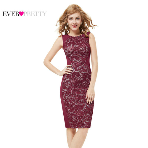 [Clearance Sale] Ever Pretty Women Elegant Evening Dresses A Line Bodycon Sleeveless Vintage Formal Party Evening Dress