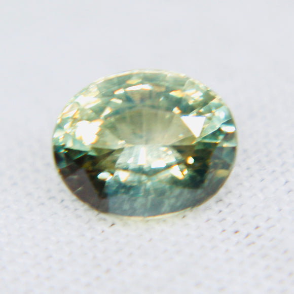 Natural Alexandrite | Oval Cut | 1.62 Carat | 7.62x6.19 mm | Colour Change Alexandrite