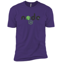 Load image into Gallery viewer, Node Programming Branded Premium T-Shirt - Bitcoin & Bunk