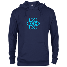 Load image into Gallery viewer, React Programming Authentic Comfort-Fit Hoodie - Bitcoin & Bunk