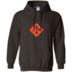 Git Programming Authentic Casual Light-Fit Hoodie