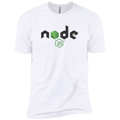 Node Programming Branded Premium T-Shirt - Bitcoin & Bunk