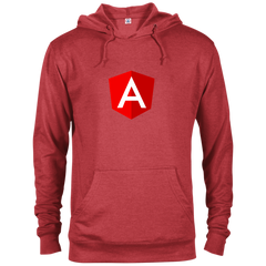 Angular Programming Authentic Comfort-Fit Hoodie