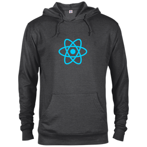 React Programming Authentic Comfort-Fit Hoodie - Bitcoin & Bunk