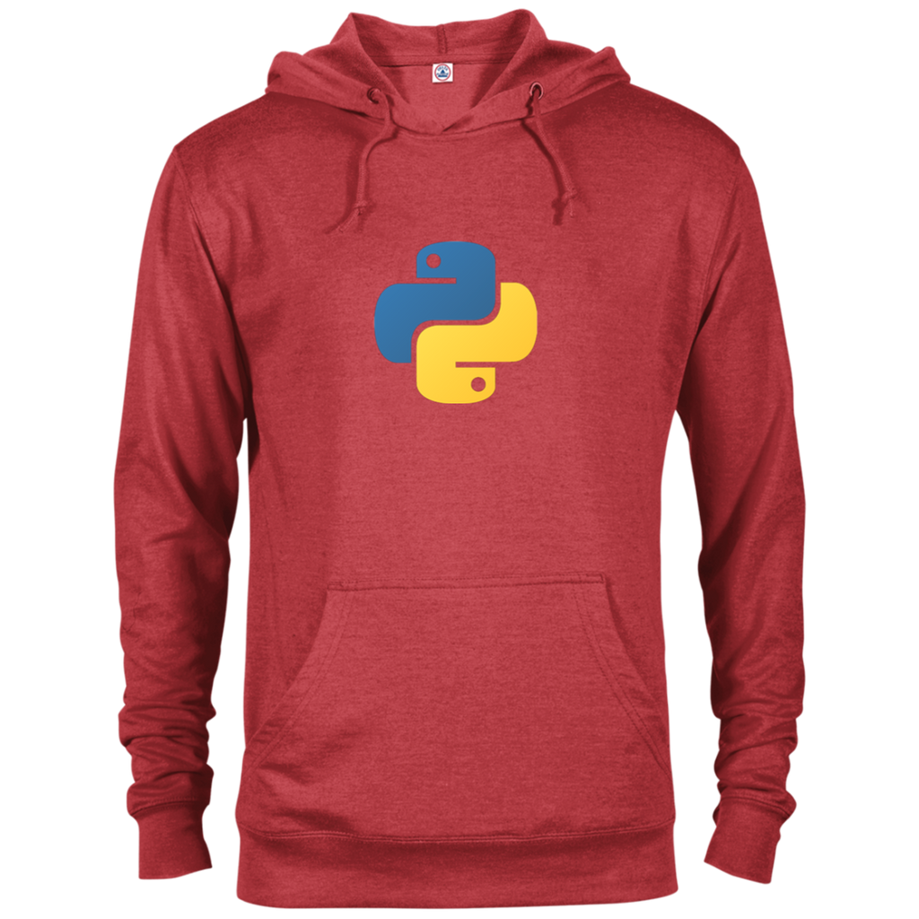 Python Programming Authentic Comfort-Fit Hoodie