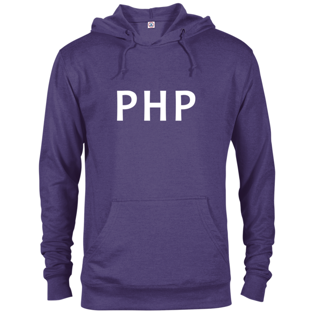 PHP Programming Authentic Comfort-Fit Hoodie