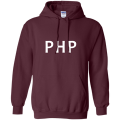 PHP Programming Authentic Casual Light-Fit Hoodie