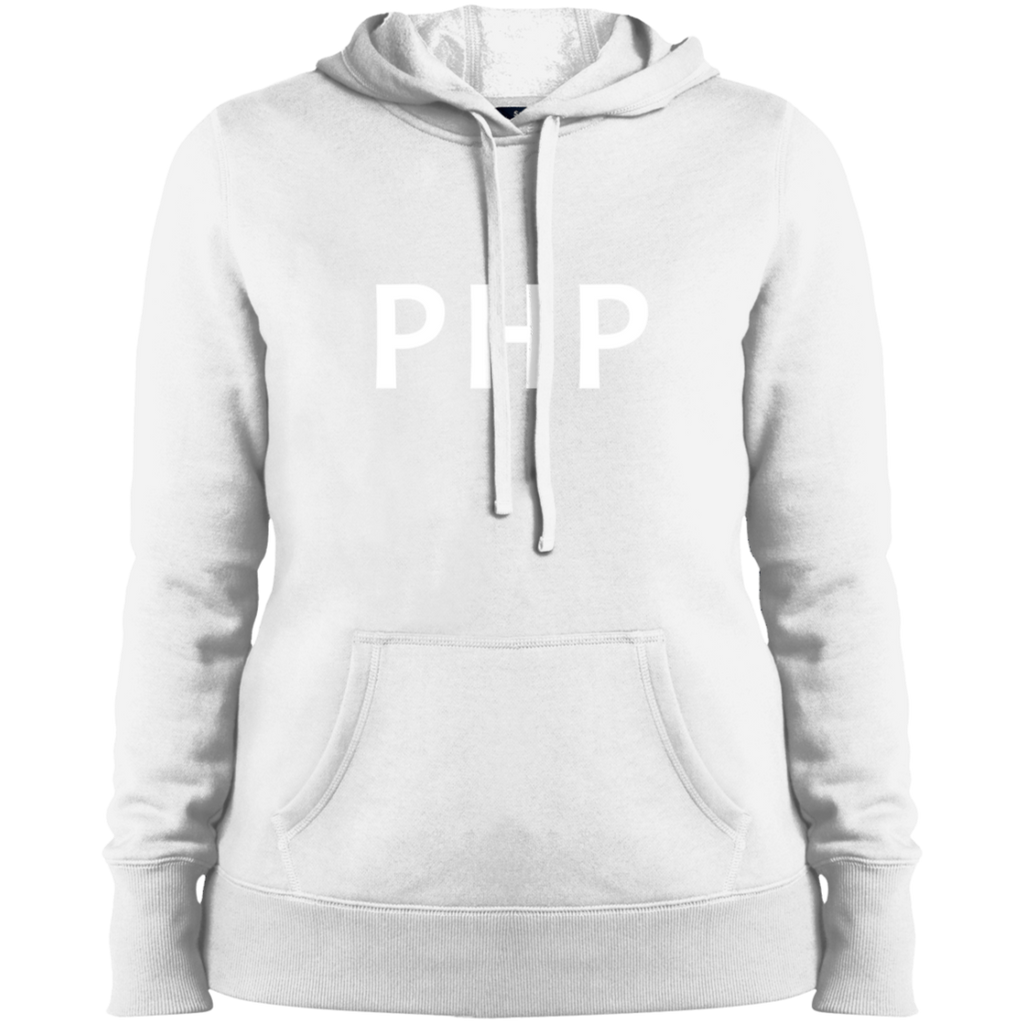 PHP Programming Authentic Women's Warm-Sport Hoodie