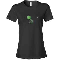 Node Programming Authentic Premium Women's Tee - Bitcoin & Bunk