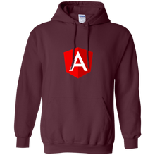 画像をギャラリービューアに読み込む, Angular Programming Authentic Casual Light-Fit Hoodie - Bitcoin & Bunk