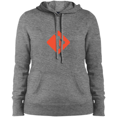 Git Programming Authentic Women's Warm-Sport Hoodie - Bitcoin & Bunk