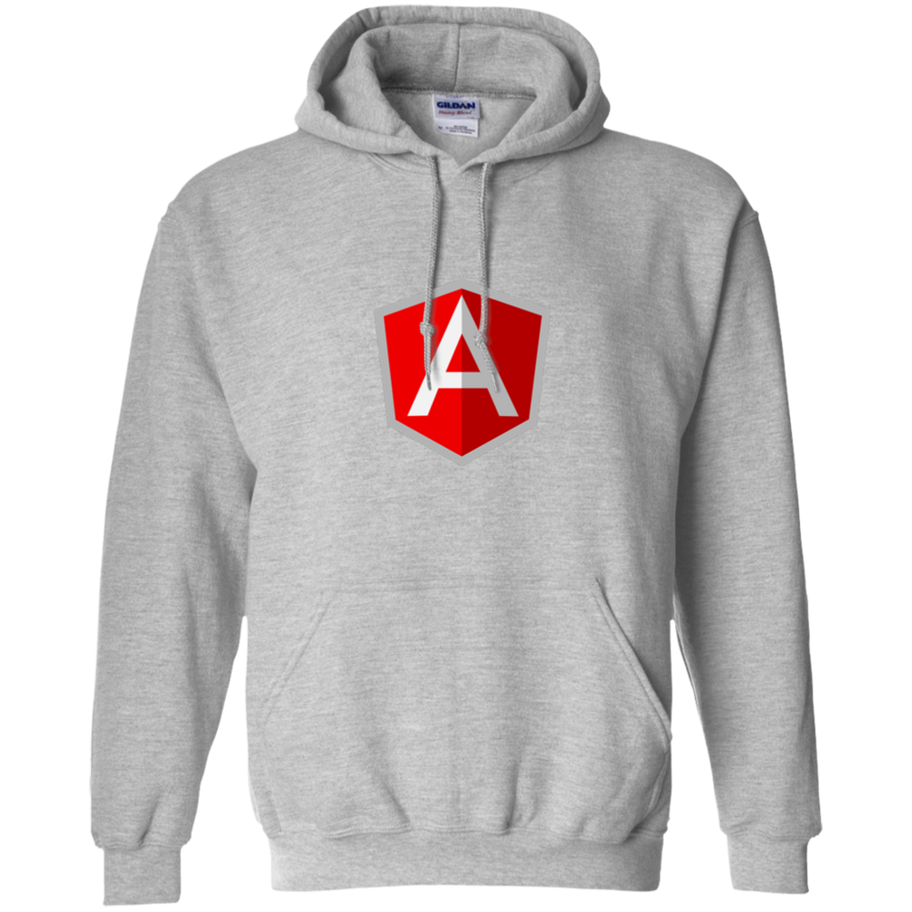 AngularJS Programming Authentic Casual Light-Fit Hoodie