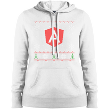 画像をギャラリービューアに読み込む, Angular Programming Women's Ugly Sweater Christmas Holiday Warm-Sport Hoodie - Bitcoin & Bunk