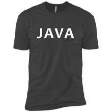 Load image into Gallery viewer, Java Programming Branded Premium T-Shirt - Bitcoin & Bunk