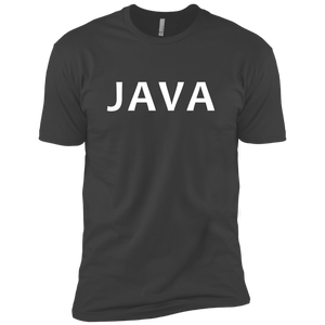 Java Programming Branded Premium T-Shirt - Bitcoin & Bunk