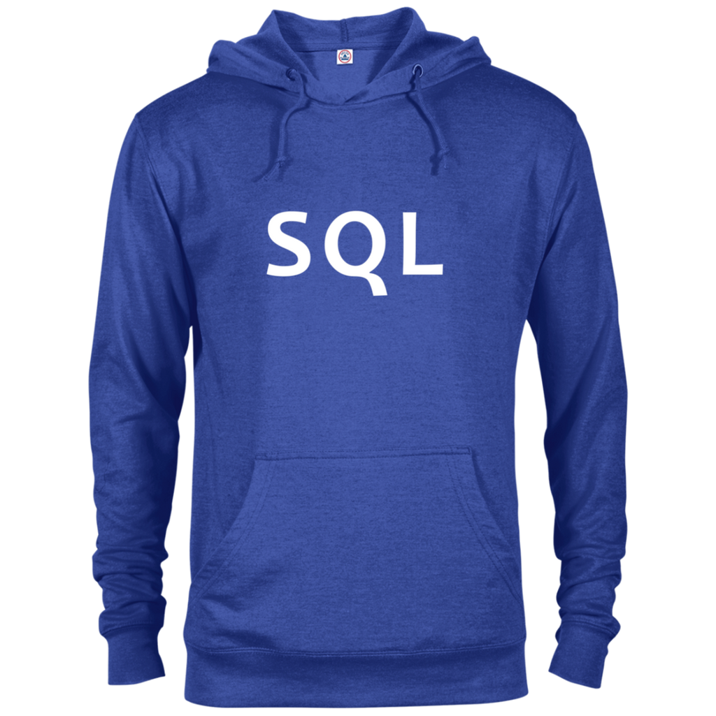 SQL Programming Authentic Comfort-Fit Hoodie