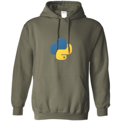 Python Programming Authentic Casual Light-Fit Hoodie