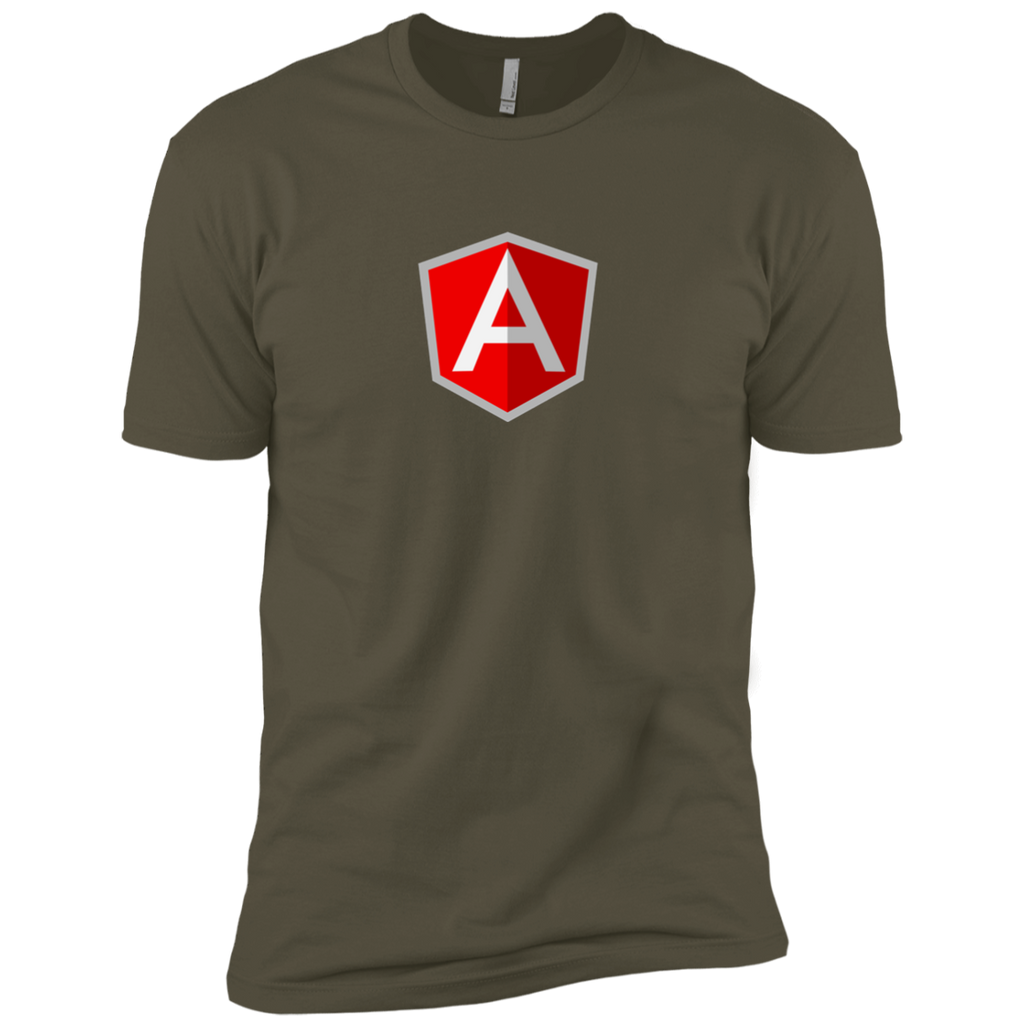 AngularJS Programming Branded Premium T-Shirt