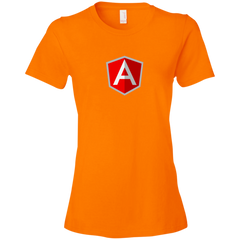 AngularJS Programming Authentic Premium Women's Tee - Bitcoin & Bunk