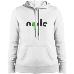 Node Programming Authentic Women's Warm-Sport Hoodie - Bitcoin & Bunk