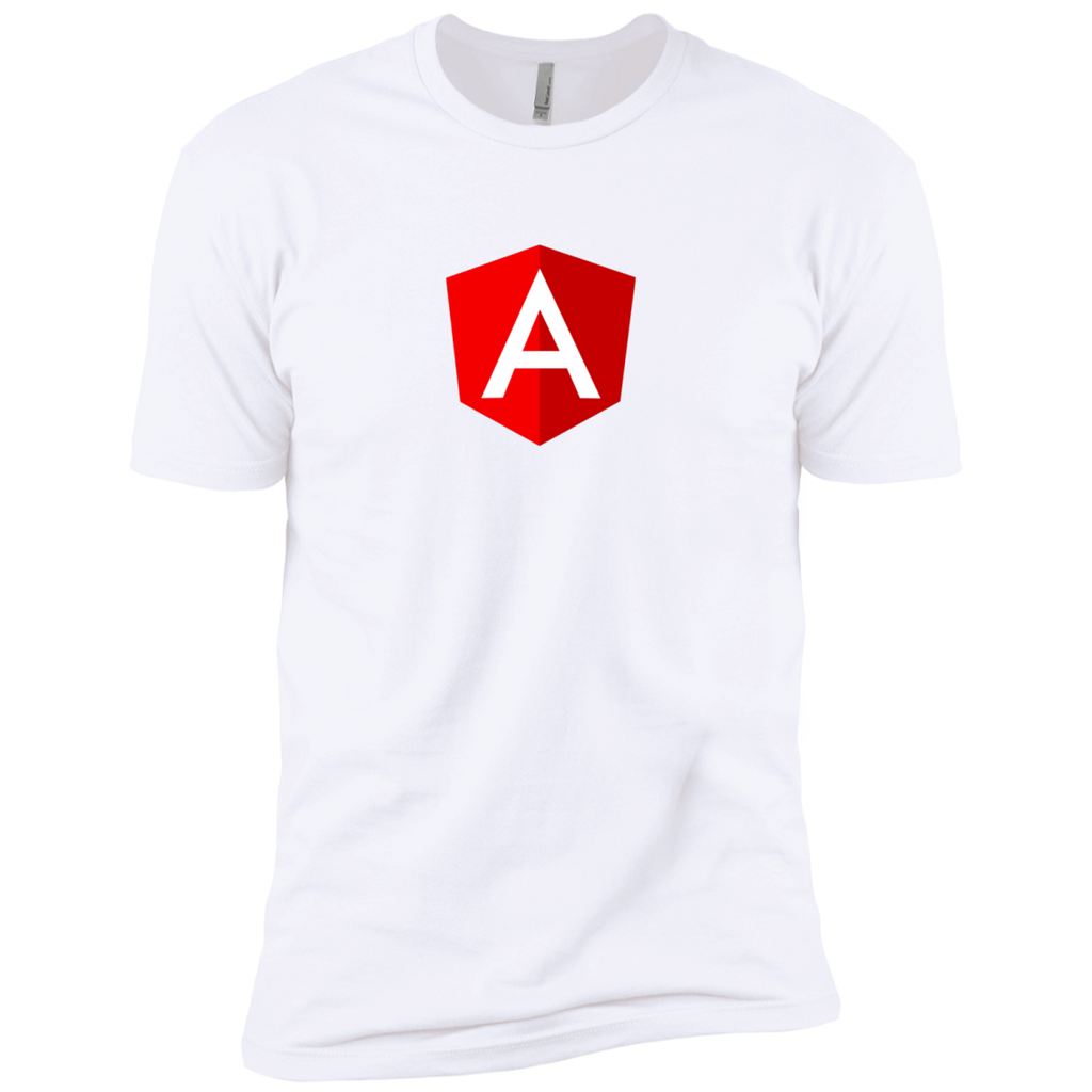Angular Programming Branded Premium T-Shirt - Bitcoin & Bunk