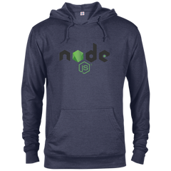 Node Programming Authentic Comfort-Fit Hoodie - Bitcoin & Bunk