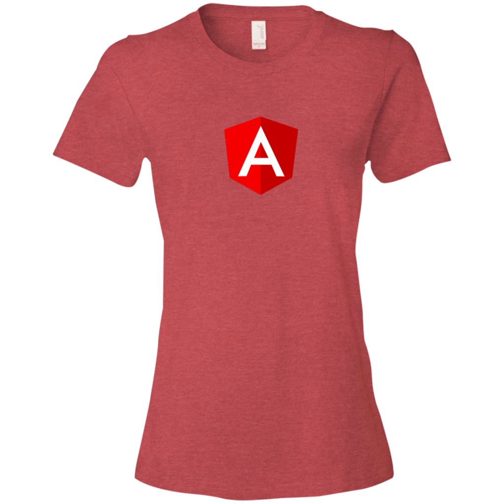 Angular Programming Authentic Premium Women's Tee - Bitcoin & Bunk