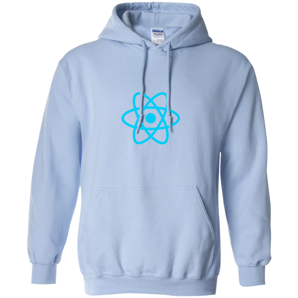 React Programming Authentic Casual Light-Fit Hoodie