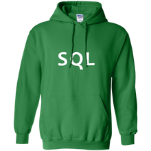 画像をギャラリービューアに読み込む, SQL Programming Authentic Casual Light-Fit Hoodie - Bitcoin & Bunk