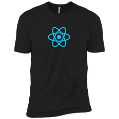 React Programming Branded Premium T-Shirt - Bitcoin & Bunk