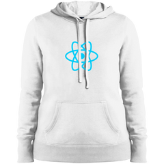 React Programming Authentic Women's Warm-Sport Hoodie - Bitcoin & Bunk