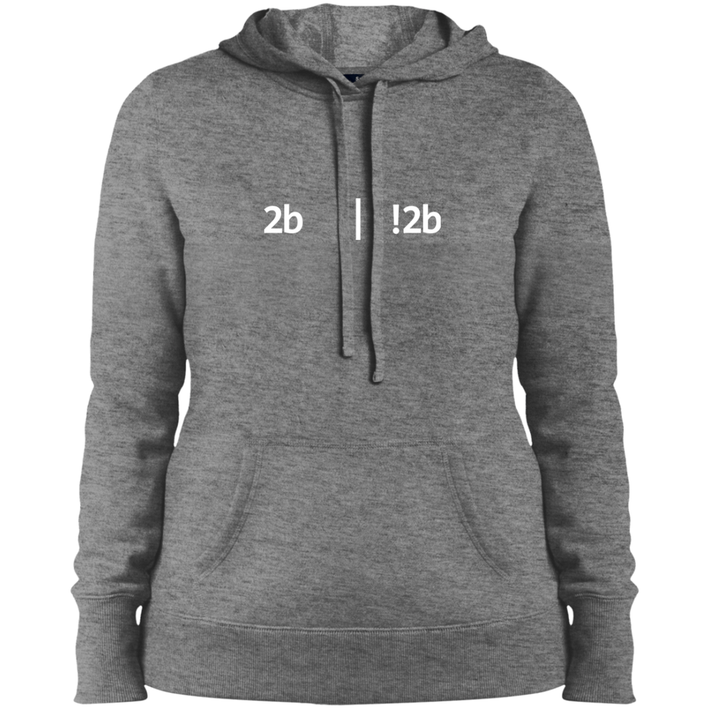 2b Or Not 2b Women's Warm-Sport Hoodie