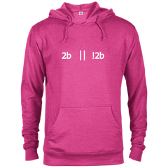 2b Or Not 2b Warm-Sport Hoodie - Bitcoin & Bunk